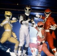 """Crunchyroll - See the """"Power Rangers"""" Reboot Cast in Their Mighty Morphin' Armor"""