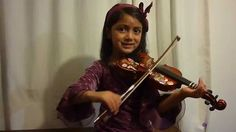 violinista mexicana te desea Feliz Feliz Cumpleaños Himno—See more of this young violinist #from_rachcaib