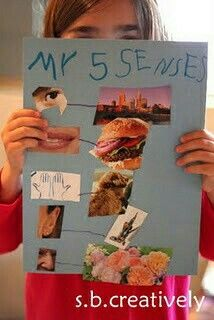 My Five Senses Activity. - My Five Senses Activity. Very fun,and I would do one with each season highlighting their favorite s - 5 Senses Craft, Five Senses Preschool, 5 Senses Activities, My Five Senses, Preschool Themes, Preschool Classroom, Science Activities, Classroom Activities, Science Ideas