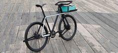 Bici urbana eléctrica