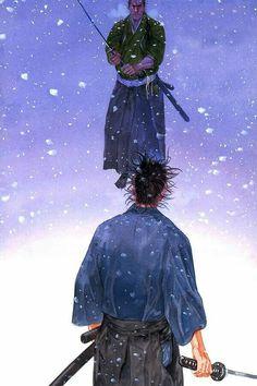 Musashi vs Deschinchiro