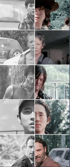 The Walking Dead, Atlanta 5 Wow, how time has flown!  I remember Carol's hair like that.