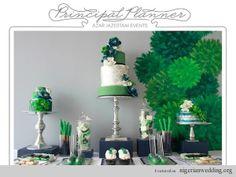 18 Great Wedding Dessert Table Ideas... |