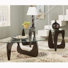 Fun and funky contemporary living room tables!