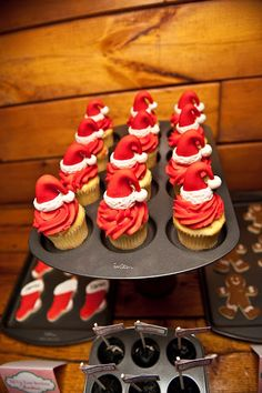 Christmas Baking Party - Kara's Party Ideas