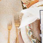 Oklahoma Wedding Inspiration: Bohemian Glamour  Table top rentals: Party Pro Rents   Shoot Location: Dresser Mansion , Tulsa, Ok