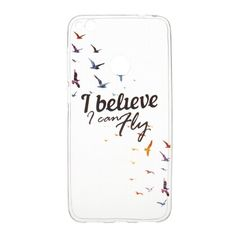 Coque Huawei P8 Lite 2017 - I Believe I Can Fly Oiseaux