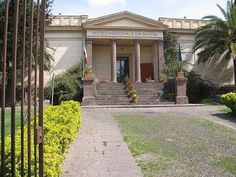 Places to see in ( Sassari - Italy ) Museo Nazionale Giovanni Antonio Sanna #instatraveling #travelingourplanet #travelingtheworld #lovetraveling #traveling #travel#worldtravel