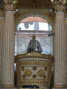 Santo Niño Jesús Doctor de los Enfermos Tepeaca | El Rincón de Edy