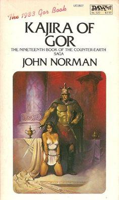 520 John Norman Kajira of Gor Ken W. Kelly Mar-83 a.k.a. John Frederick Lange, Jr. Gor #19