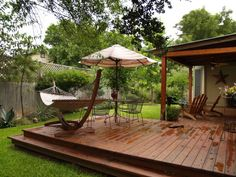 Backyard transformation on a budget :: Hometalk