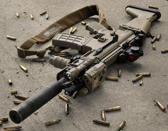 FN SCAR 16...WANT