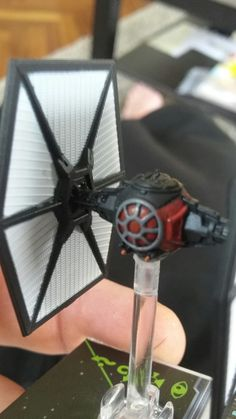 Tie fighter repaint