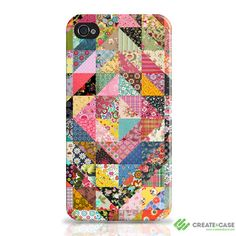 Artist Designed Hardcase  iPhone 4s / Samsung by CreateandCase, £19.99