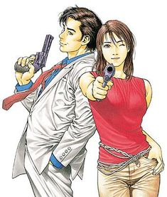 Angel Heart (Manga) : info, critique, avis - mangagate