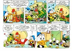 scans_daily | The Three Caballeros in Comics: Part Three