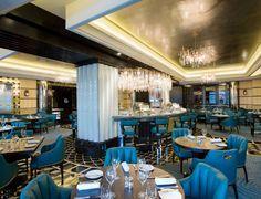 Waterbridge Designs | Kaspar Savoy | Amazing restaurant interior design you must see