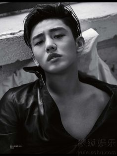 For Kim Hee Ae and Yoo Ah In's previously released steamy spreads from Elle Korea's April edition, go here and here. Korean Wave, Korean Star, Korean Men, Asian Men, Asian Actors, Korean Actresses, Korean Actors, Actors & Actresses, Lee Hyun Woo