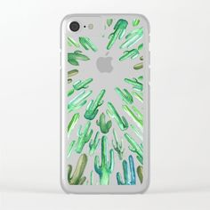 cactus invasion Clear iPhone Case by franciscomffonseca Buy Cactus, Smartphone, Iphone Cases, Cacti, Products, Cactus Plants, I Phone Cases, Iphone Case