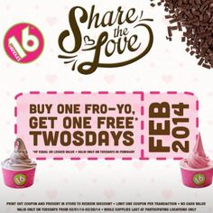 """@16 Handles's photo: """"An early #ValentinesDay treat! Don't forget to stop by tonight for TWOSDAY """""""