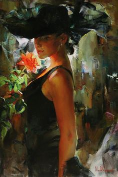 Kai Fine Art is an art website, shows painting and illustration works all over the world. Woman Painting, Painting & Drawing, Fine Art Gallery, Beautiful Paintings, Love Art, Female Art, Female Portrait, Oil On Canvas, Art Drawings