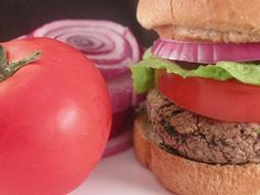 These homemade Vegan Black Bean Burgers are perfect for summer BBQs