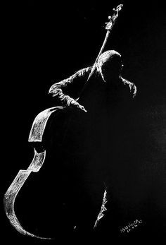 If there was one instrument i wish i knew how to play, it is the Cello.If there was one instrument i wish i knew how to play, it is the Cello. Night Street, Foto Picture, Black Paper Drawing, Scratchboard Art, Scratch Art, White Charcoal, White Pencil, White Art, Black White
