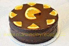 Čokoládový dort s mascarpone Brownies, Birthday Cake, Chata, Mascarpone, Cake Brownies, Birthday Cakes, Cake Birthday