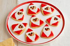 What's the secret ingredient in these delectable Christmas sugar cookies?  Surprise!  The package of JELL-O Instant Pudding ensures these sugar cookies are sweet treats that everyone will love.