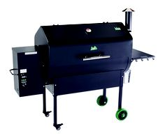 Jim Bowie - pellet grill - with remote (optional) GMG