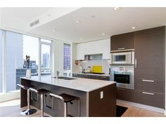 """1303 1499 W PENDER Street in Vancouver: Coal Harbour Condo for sale in """"WEST PENDER PLACE"""" (Vancouver West) : MLS(r) # V1018614"""