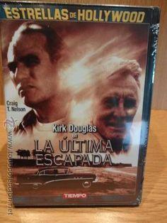 LA ÚLTIMA ESCAPADA. KIRK DOUGLAS / CRAIG T. NELSON. DVD - PRECINTADO.