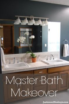 Luxurious & Budget-Friendly Master Bathroom Makeover - Check out the stunning before and afters!