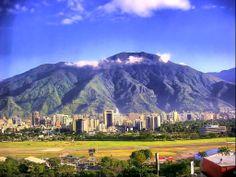Bella foto de El Ávila #Caracas #Venezuela!!