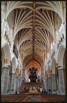 Más tamaños | Exeter Cathedral | Flickr: ¡Intercambio de fotos!
