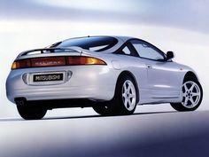 Mitsubishi Eclipse (1995 – 1997).