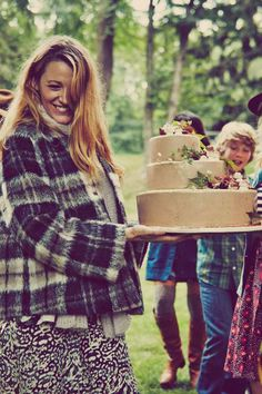 Love the rustic feel of Blake's baby shower :)