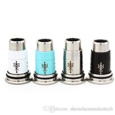 REVOLT DRIPPING ATOMIZER Revolt RDA 1:1 Clone 510 Thread with Wide Bore Drip Tip Adjustable Airflow Fit Mechanical Mod DHL Free Online with $7.23/Piece on Shenzhenmadaotech's Store | DHgate.com