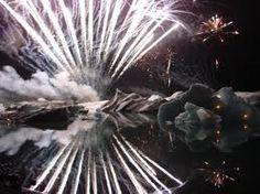 New Years Eve Fireworks  Reyjkavik