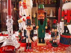 Nutcracker Christmas Decor.