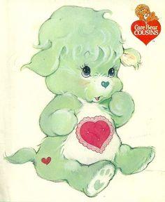 Care Bears Cousins - Gentle Heart Lamb