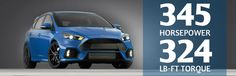 Ford Announces Horsepower and Torque Ratings of Focus RS - Matt Ford Focus Rs, Ford Focus, Kansas City Missouri, Free To Use Images, Ford News, Car Ford, High Quality Images, New Image, Used Cars