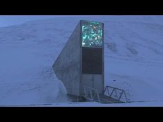 CNN: Go inside the vault holding our doomsday food supply - A rare look inside the Arctic seed vault that could keep mankind alive.