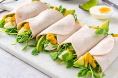 Tangy Turkey Rollups for a Quick Clean Eating Lunch or Snack! - Clean Food Crush