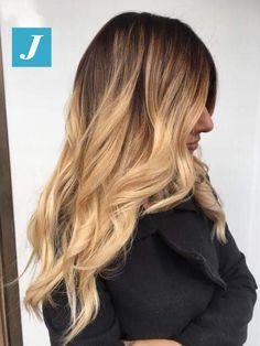 Ad ogni donna il Degradé Joelle che desidera! #cdj #degradejoelle #tagliopuntearia #degradé #igers #musthave #hair #hairstyle #haircolour #longhair #ootd #hairfashion #madeinitaly #wellastudionyc