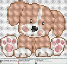 grafico-de-caozinho-cachorro-ponto-cruz-12-500x400 Ponto cruz de Cachorros
