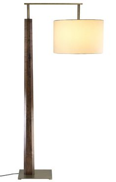 Danish modern floor lamp teak arm lamp wooden arc lamp hanging altus led floor lamp by cerno save 15 july 1 15 2modern aloadofball Image collections