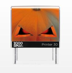 Halloween Stamp! Create your own imagecard or choose from our pre-loaded imagecard gallery at www.my2000plus.com to make your 2000 Plus Printer as Unique as You. Create Yourself, Create Your Own, Self Inking Stamps, Best Self, Printer, Halloween, Gallery, Unique, How To Make