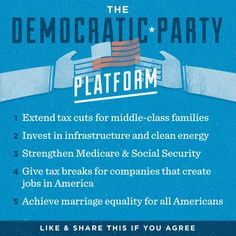 The Republican Party Platform Is Supposedly One Of Fiscal