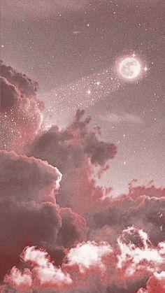 Natur Wallpaper, Cloud Wallpaper, Pink Wallpaper Iphone, Butterfly Wallpaper, Galaxy Wallpaper, Wallpaper Quotes, Wallpaper Backgrounds, Pink Glitter Wallpaper, Wallpaper Space